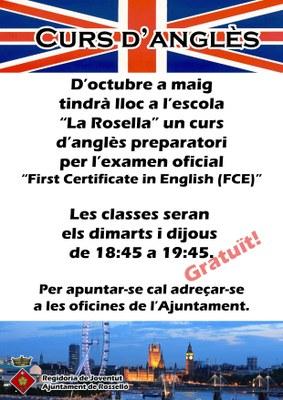 curs anglès