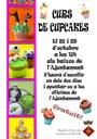 cartell curs de cup cakes