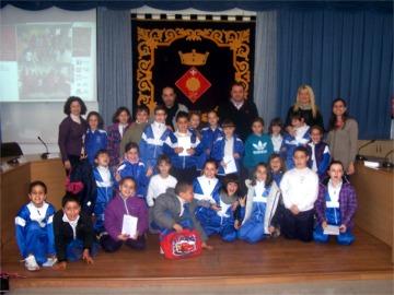 foto visita alumnes