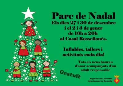 Parc de nadal 2013-14
