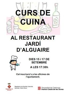 CURS DE CUINA