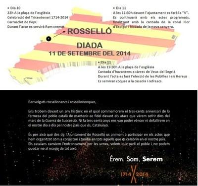 Diada de Catalunya 2014