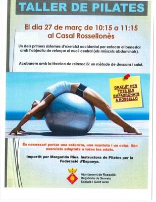 taller de pilates