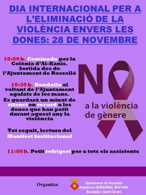 cartell violencia de genere