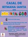 CASAL DE SETMANA SANTA