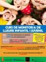 CURS DE MONITOR/A DE LLEURE INFANTIL I JUVENIL